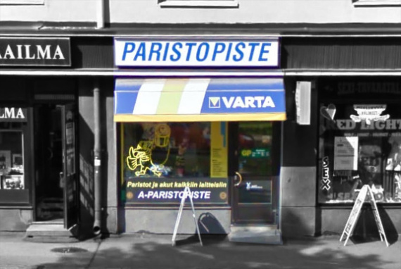 A-Paristopiste Oy